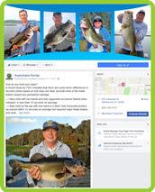 TrophyCatch Facebook page