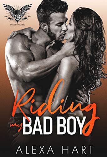 Cover for 'Riding My Bad Boy (Savage Souls MC Book 3)'