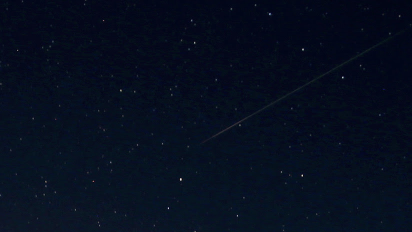 La estación espacial china se desintegra al entrar en la atmósfera terrestre