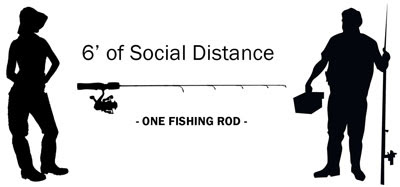 fishing distance graphic