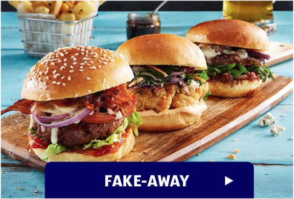 Fake-away