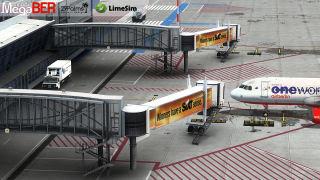 Mega Airport Berlin-Brandenburg