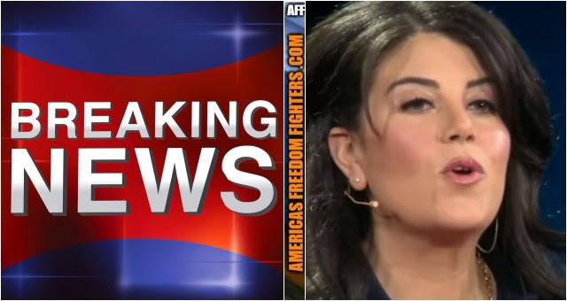 BREAKING News From Monica Lewinsky (VID)
