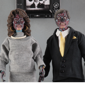 They Live Alien Figure Two-Pack