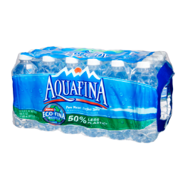 Case of Aquafina Water (24 bottles)