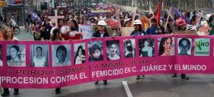 Marcha 25 de noviembre 2012, Ciudad de México/ Foto:César Martínez
