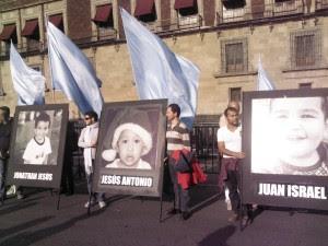 #JusticiaABC | Foto: Olivia Vázquez H.