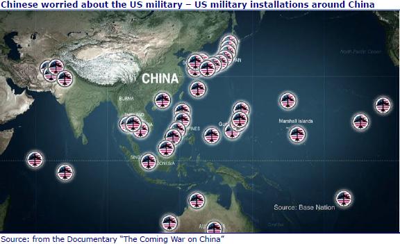 Instalaciones militares estadounidenses