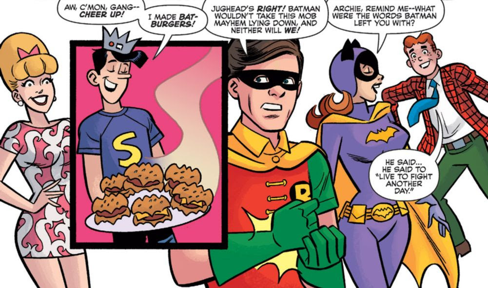 Archie Meets Batman '66 #6: Panel1
