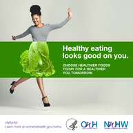 NWHW Eat Healthy
