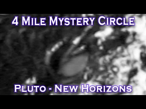 Pluto's Mysterious 4 Mile Wide Circle Inside Of Crater  Hqdefault