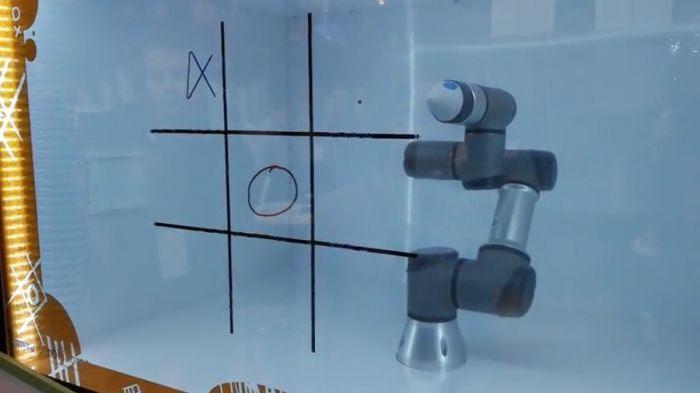 Le robot Myro