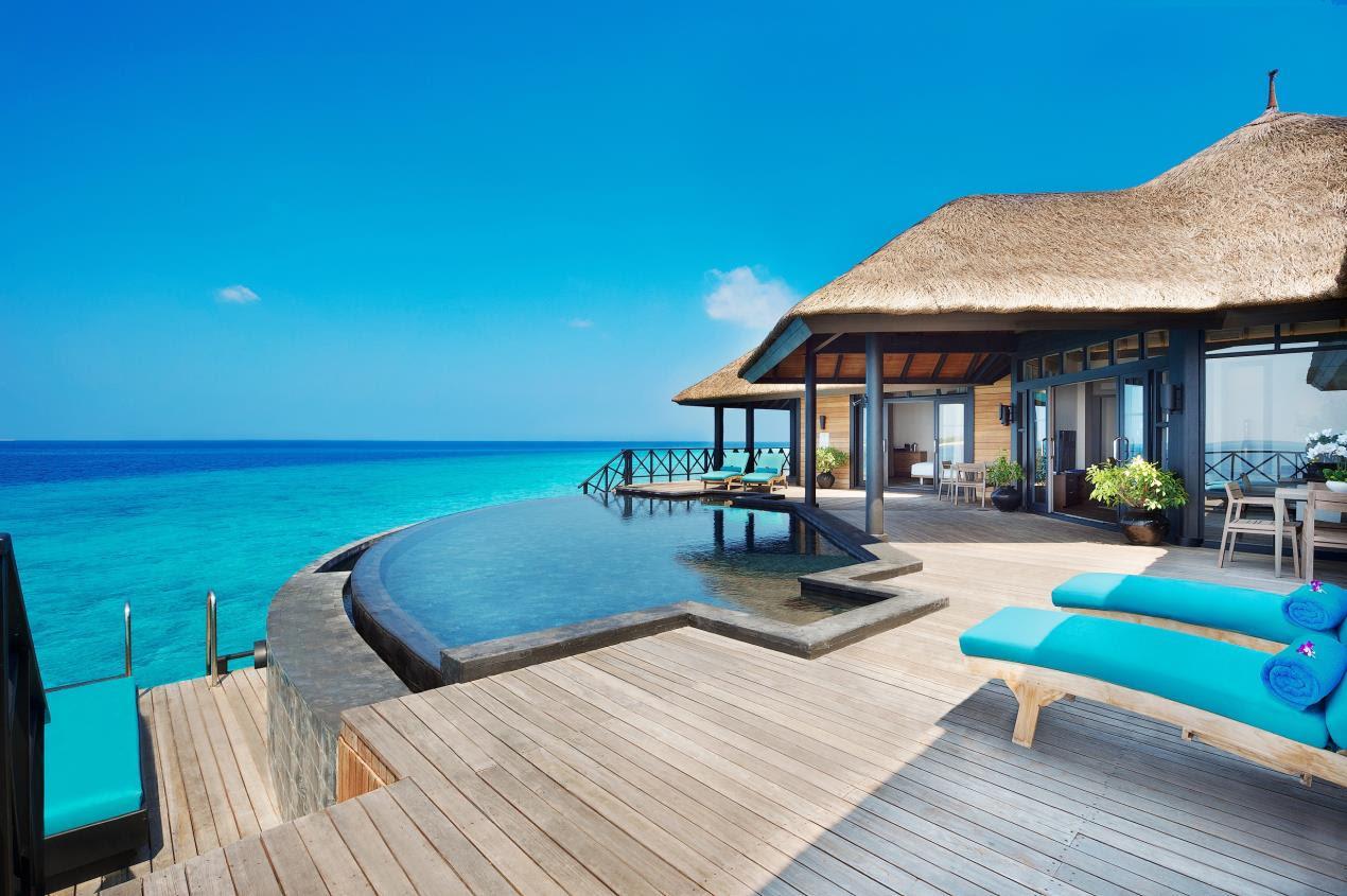 JA Manafaru - Grand Water Two Bedroom Suites