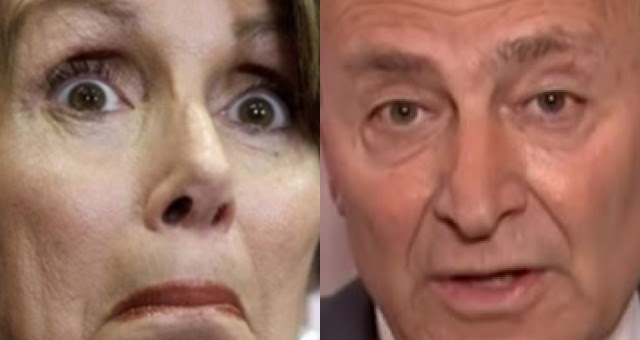 Hilarious Joke About Nancy Pelosi And Chuck Schumer Has Democrats SEETHING