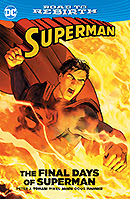 Superman The Final Days of Superman graphic novel