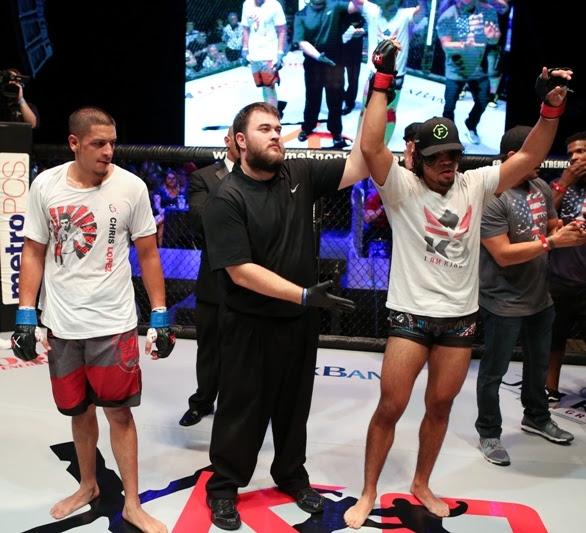 XKO 36 Fight 4 - Elijah Johns vs Thomas Lopez-53