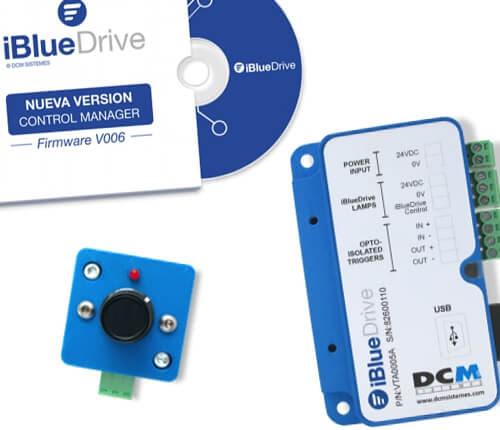 Accesorios iBlueDrive DCM Sistemes