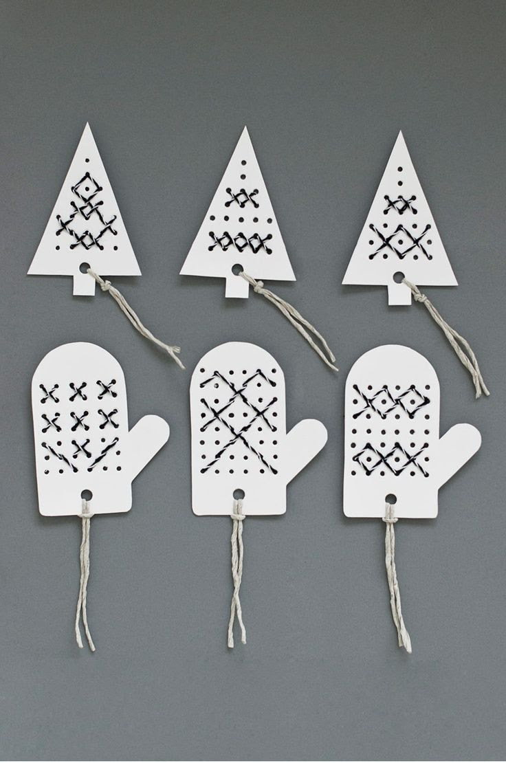 DIY Gift Tags #CroscillSocial
