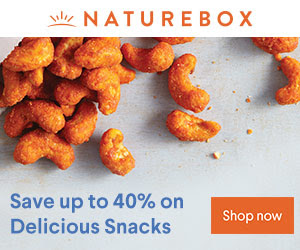 New Snacks at NatureBox!