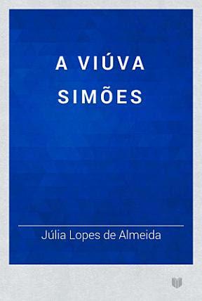 A Viúva Simões Book Cover