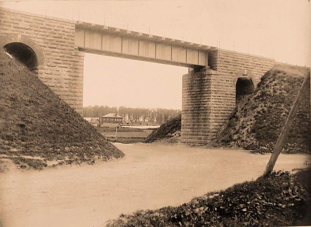 16Вид на соединительный железнодорожный мост
