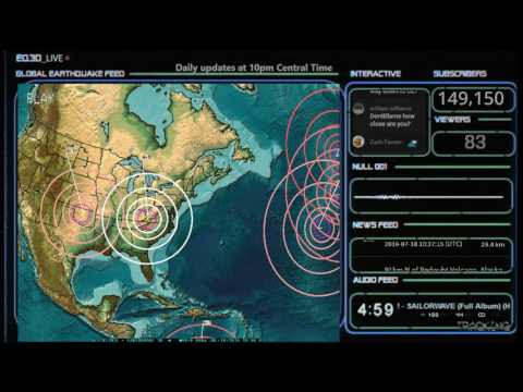 7/18/2016 -- East Coast Earthquake! Virginia struck by Rare M4.3 FRACKING Earthquake  Hqdefault