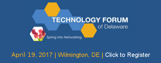 Tech Forum April 17, networking