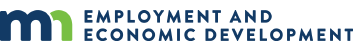 Minnesota Department of Employment and Economic Development Logo