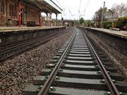 Easter upgrades on the West Coast main line at Penrith