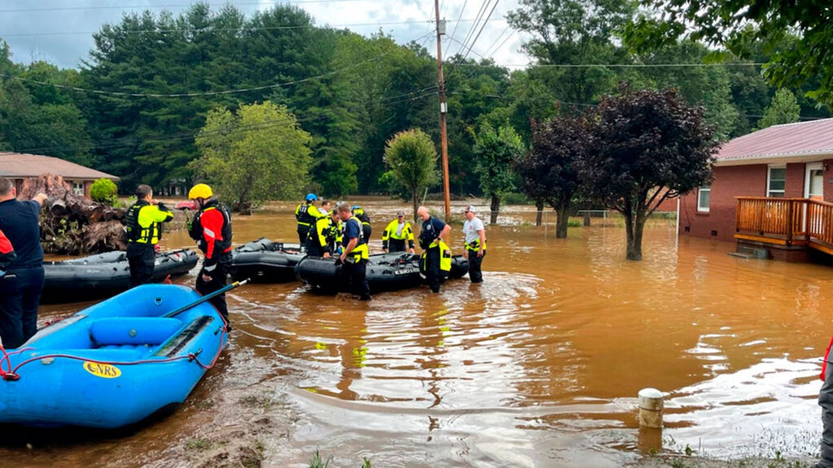 Fred slams North Carolina, leaves more than 20 people missing after widespread flooding