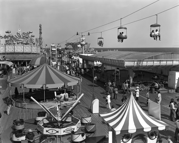 Amusement Pier Seaside Heights NJ 1972 web
