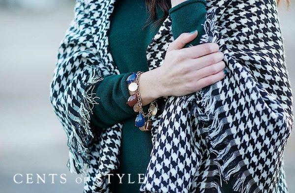 Style Steals: Teardrop Bracele...