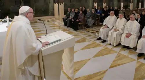 Si no amas a tu hermano, no puedes amar a Dios, asegura el Papa Francisco