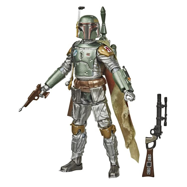 Star Wars The Black Series Carbonized Boba Fett 6-Inch Action Figure image