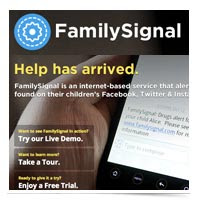 Image of FamilySignal logo