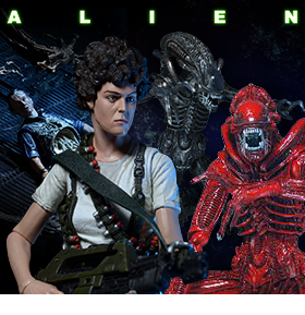 "ALIENS 7"" FIGURES SERIES 05"