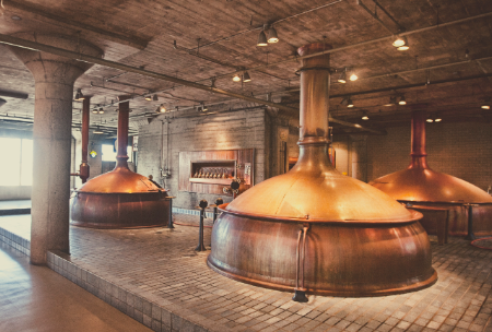 VISIT ANCHOR BREWING