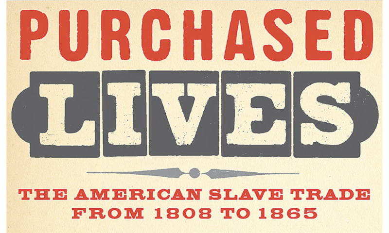 Purchased Lives exhibit