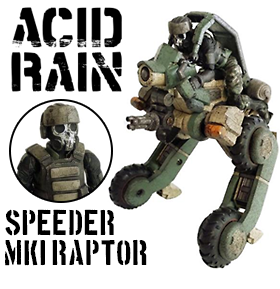 ACID RAIN SPEEDER MKI RAPTOR