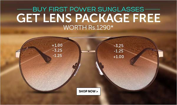 Get your Power Sunglasses