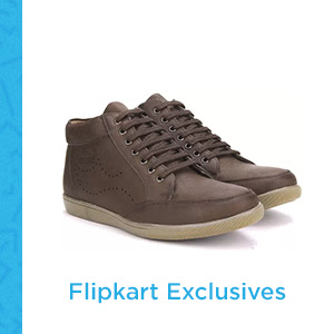 Flipkart Exclusives Footwear