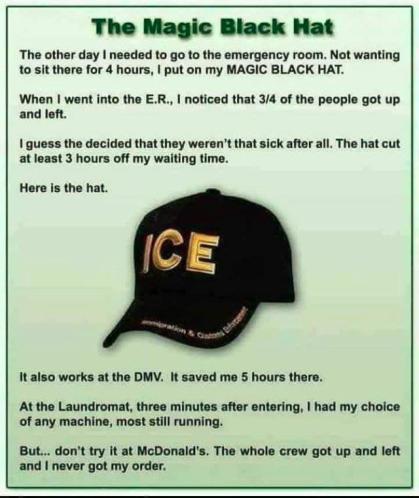 magic black hat