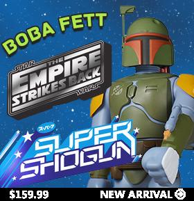 SUPER SHOGUN 24-INCH BOBA FETT