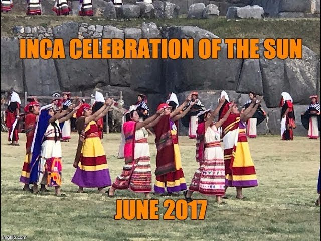 Inca Celebration Of The Sun 2017: Inti Raymi  Sddefault