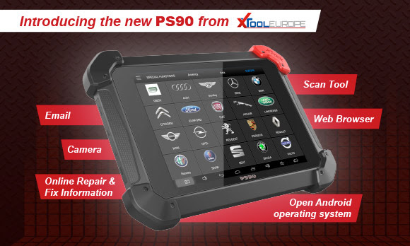 Introducing the new PS90 from XTool Europe!