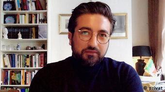 Damon Golriz, Politikexperte (privat)