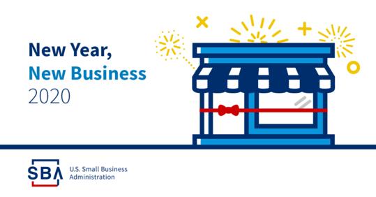 New Year, New Business SBA