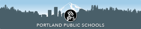 A message from Portland Public Schools