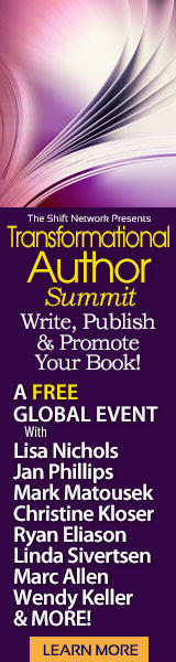 Discover How to Write, Publish & Promote Your Book : Transformational  Author Summit FREE from  the ShiftNetwork 7 Discover How to Write, Publish & Promote Your Book : Transformational  Author Summit FREE from  the ShiftNetwork