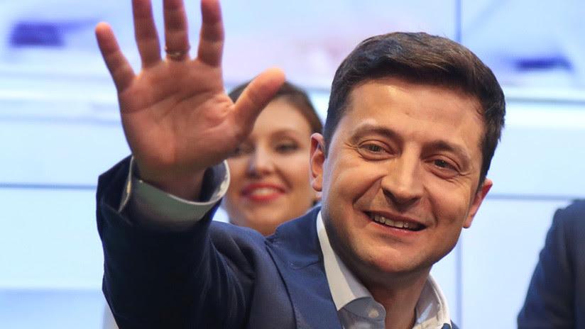 Un cómico será mandatario de Ucrania: ¿Qué se sabe de Vladímir Zelenski y qué hay que esperar de su presidencia?